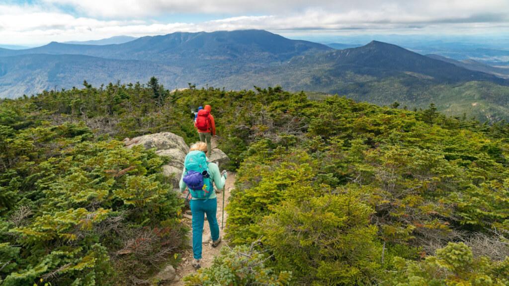 REI Outdoor Adventures 2020 - Appalachian Trail Hut-to-Hut Hiking PC REI