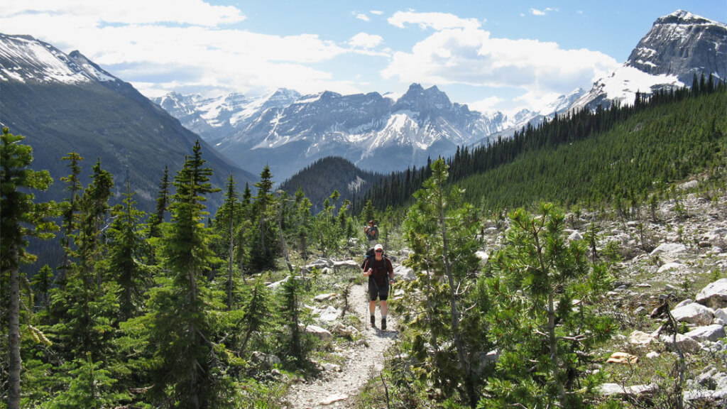 REI Outdoor Adventures 2020 - Canadian Rockies Hiking PC REI