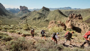 REI Outdoor Adventures 2020 - Superstition Mountains Backpacking PC REI