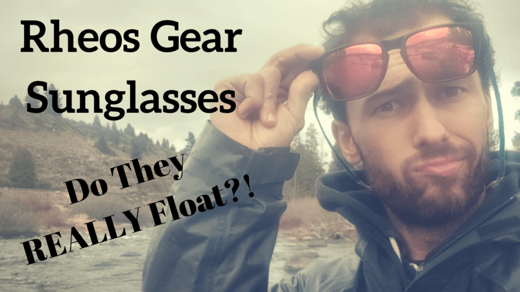 The Backpack Guide YouTube Video Thumbnail - Rheos Gear Floating Sunglasses