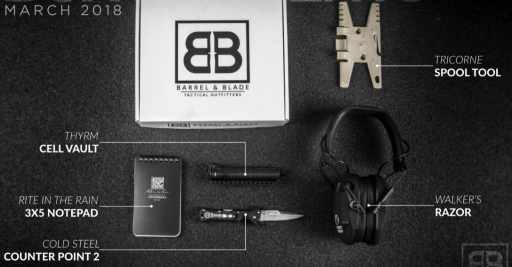 Best Monthly Subscription Boxes For Men - Barrel & Blade