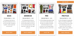 Best Monthly Subscription Boxes For Men - Battlbox Pricing