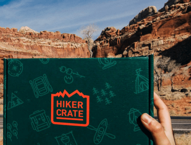 Best Monthly Subscription Boxes For Men - Hiker Crate