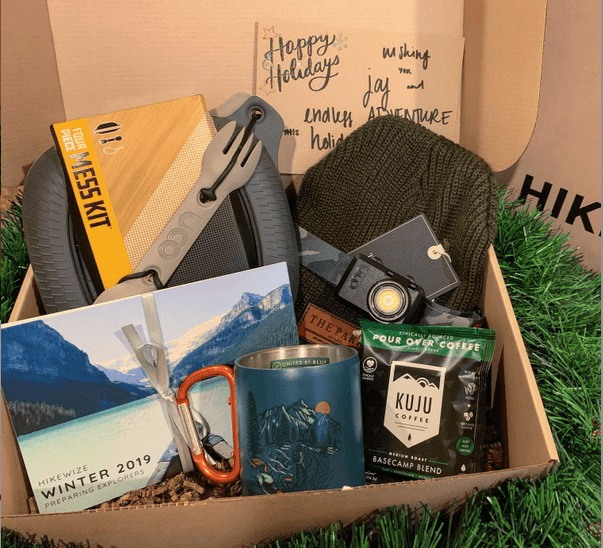 Best Monthly Subscription Boxes For Men - Hikewize