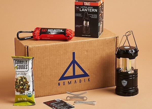 Best Monthly Subscription Boxes For Men - Nomadik