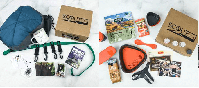 Best Monthly Subscription Boxes For Men - Scoutbox