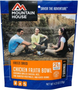 How To Spice Up Camping Food - mountain house