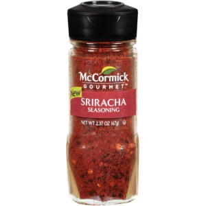 How To Spice Up Camping Food - sriracha