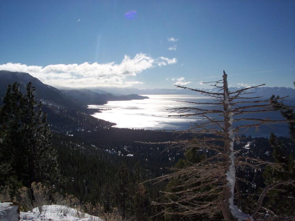 school of stone how was lake tahoe formed - lake tahoe basin PC Dave Schmidt