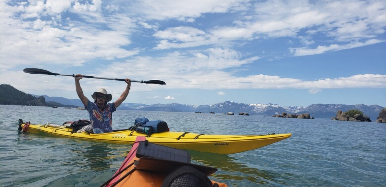 Kayaking Lake Tahoe Featured Image