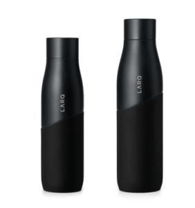 Kayaking Lake Tahoe - larq water bottle