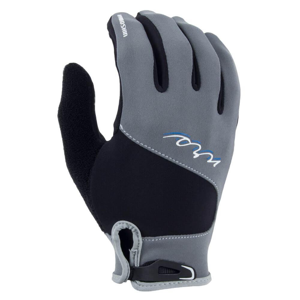 Kayaking Lake Tahoe - paddle gloves
