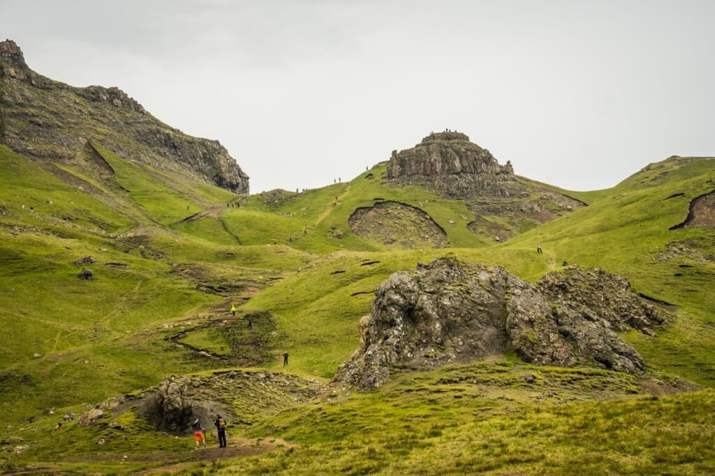 Best Day Hikes in Scotland - Old Man of Storr 2 PC Katey Hamill
