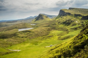 Best Day Hikes in Scotland - The Quiraing 1 PC Katey Hamill