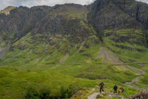 Best Day Hikes in Scotland - Three Sisters 1 PC Katey Hamill