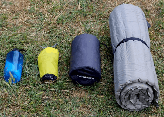 Best Sleeping Pads For Summer Camping - break down ability