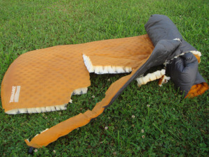 Best Sleeping Pads For Summer Camping - warranty practices