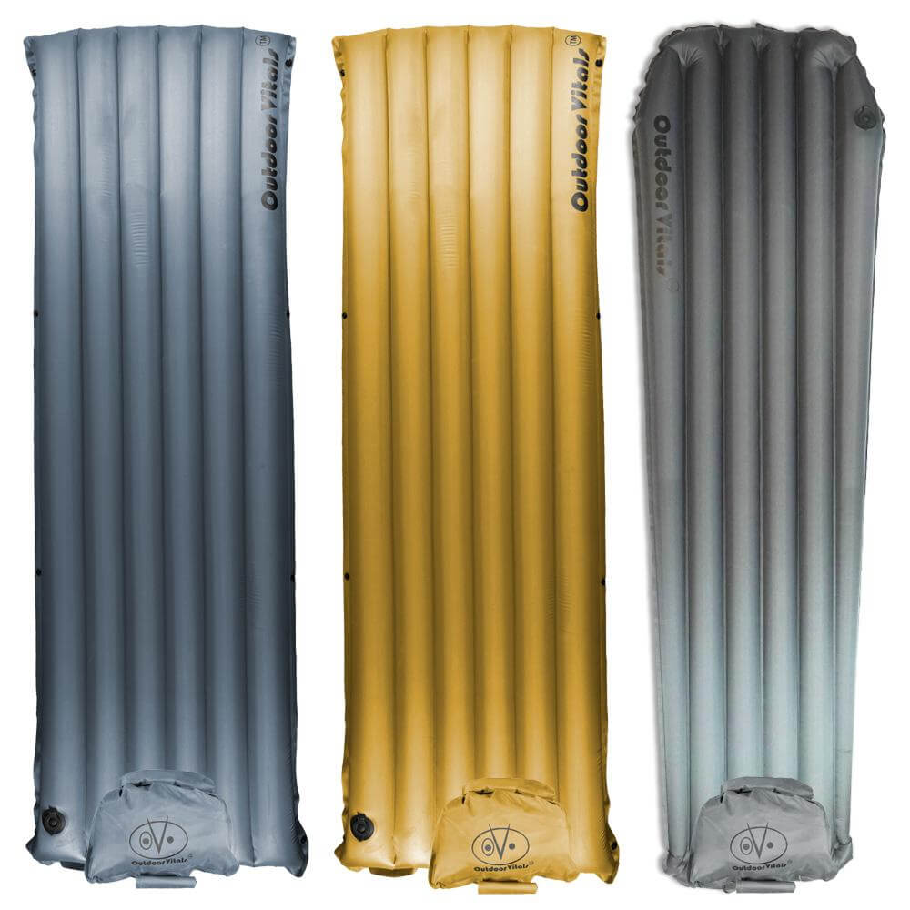Best Sleeping Pads for Summer Camping - outdoor vitals sleeping pads
