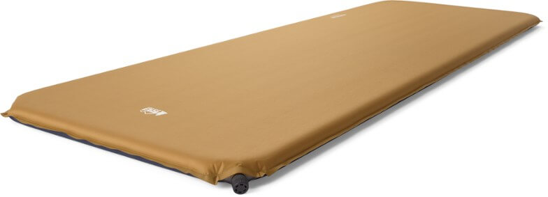 Best Sleeping Pads for Summer Camping - rei coop groundbreaker