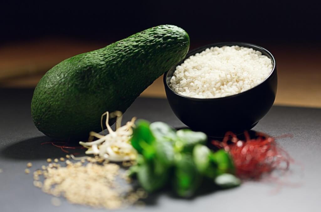 10 Healthy Camping Food Recipes - grilled stuffed avocado PC Luigi Pozzoli via Unsplash