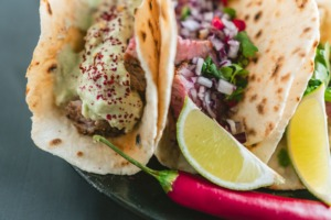 10 Healthy Camping Food Recipes - rainbow trout tacos PC Max Nayman via Unsplash