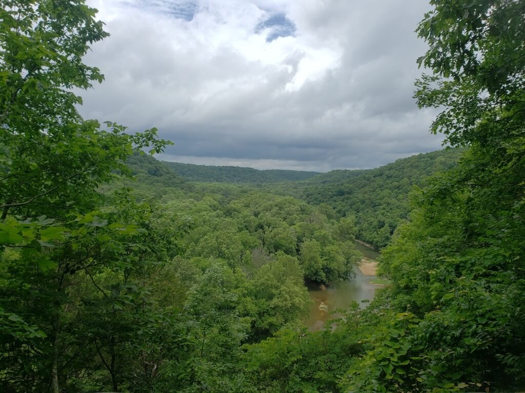 Green River from River Bluffs Trail