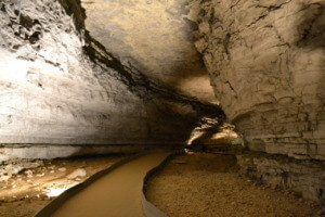 Mammoth Cave Historic Entrance Path