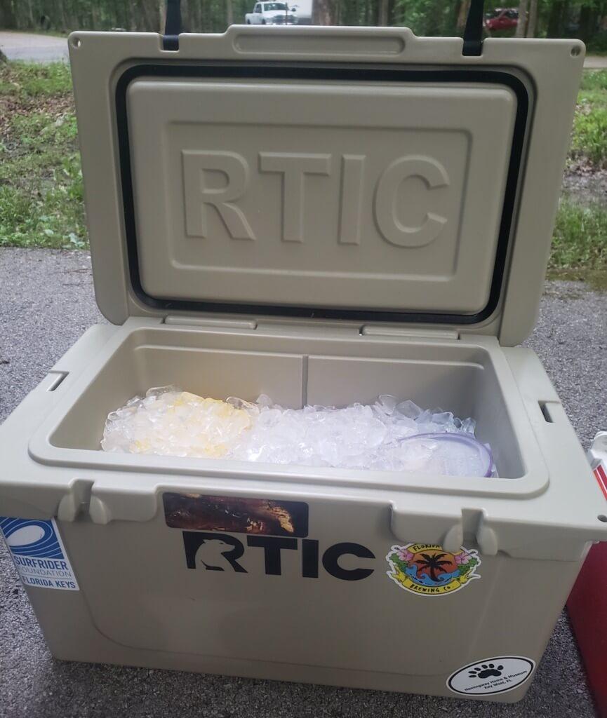 RTIC 45-Quart Hard-Sided Cooler