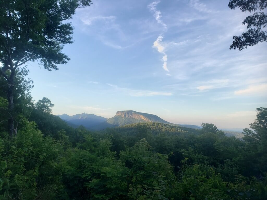 Table Rock and Linville Gorge