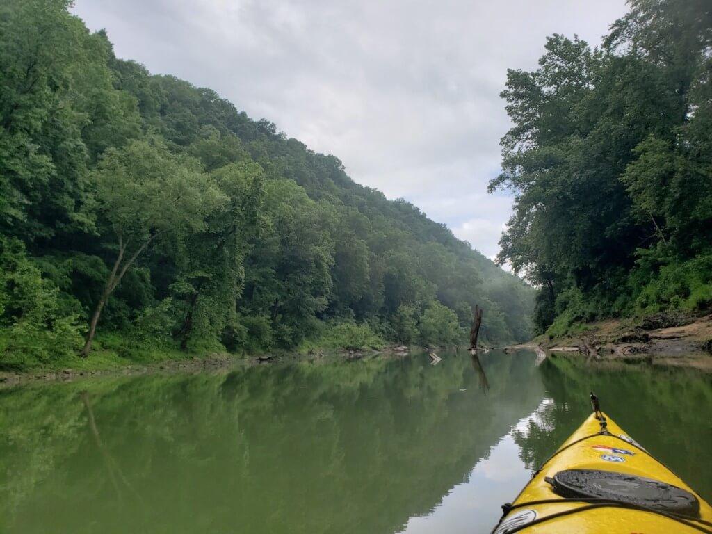 kayaking green river PC Tucker Ballister