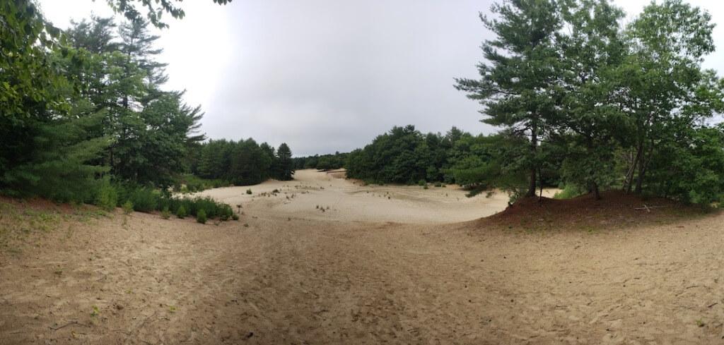 Desert of Maine
