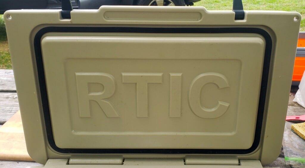 rtic cooler lid gasket